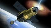 Wizualizacja satelity Hitomi.