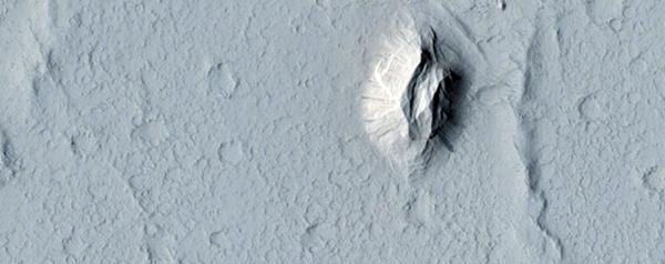 Krater Nicholson.