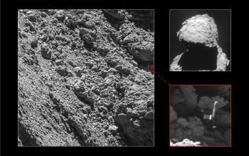 Philae found