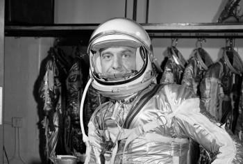 Mercury 3| Pierwszy lot Amerykanina w kosmos