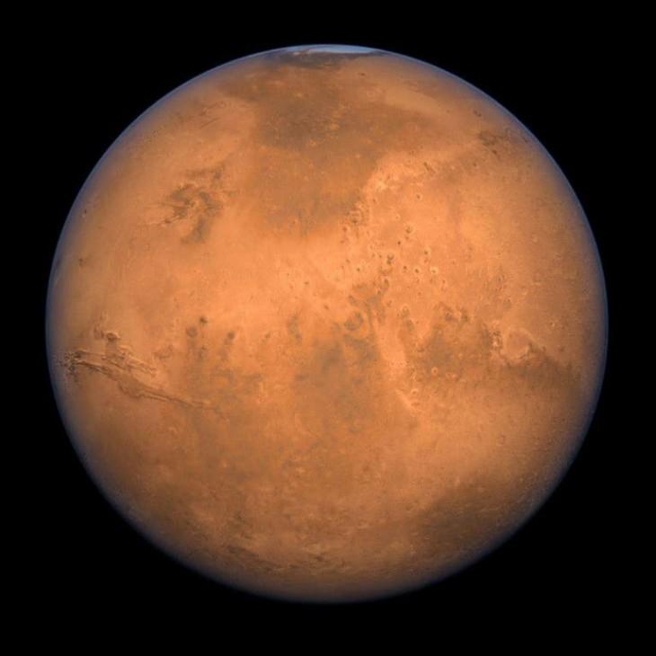 Student Uniwersytetu Wrocławskiego wygrał konkurs na mapę Marsa