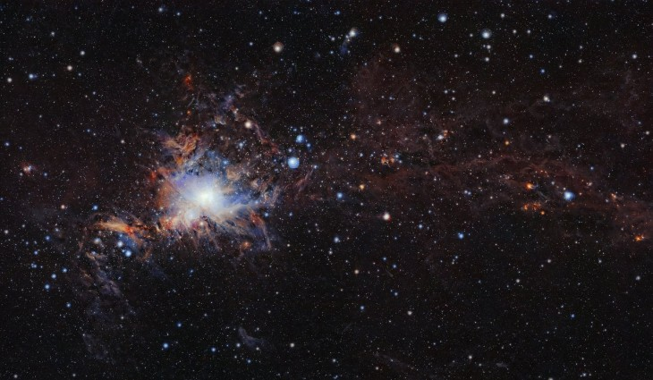 Obłok molekularny Orion A.