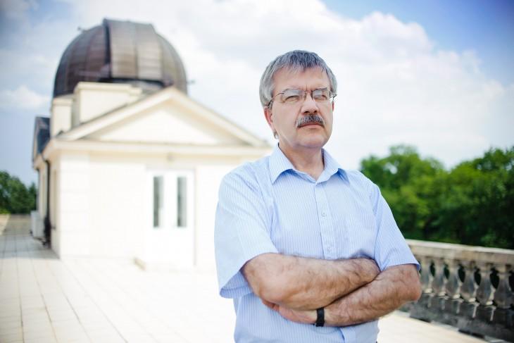 Prof. Andrzej Udalski laureatem nagrody Europejskiego Towarzystwa Astronomicznego