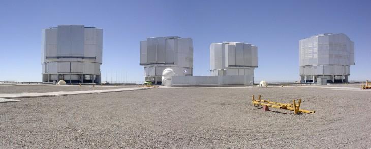 Zespół teleskopów VLT