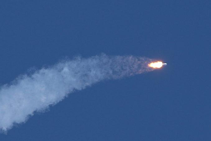 Drugi stopień rakiety wyniósł na orbitę satelitę firmy SES, która jako pierwsza zdecydowała się skorzystać z używanego pierwszego stopnia rakiety Falcon 9.