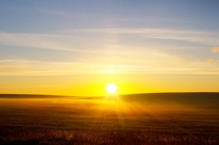 Nadchodzi Słońce!