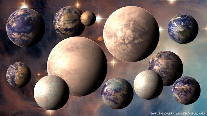 Chmury przydatne w poszukiwaniu planet