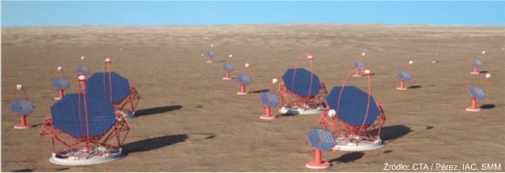 siec_teleskopow_czerenkowskich_Chile