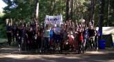 Uczestnicy obozu 2016.