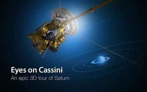 Projekt Eyes on Cassini