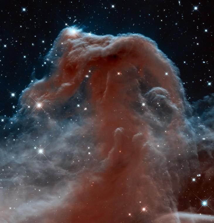 Zdjęcie wykonane w2013 r. zokazji 23 lat pracy Kosmicznego Teleskopu Hubble'a.