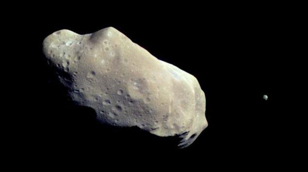 """Twórcy """"kosmicznej wiertarki"""" chcą sprowadzić na Ziemię surowiec z planetoidy"""