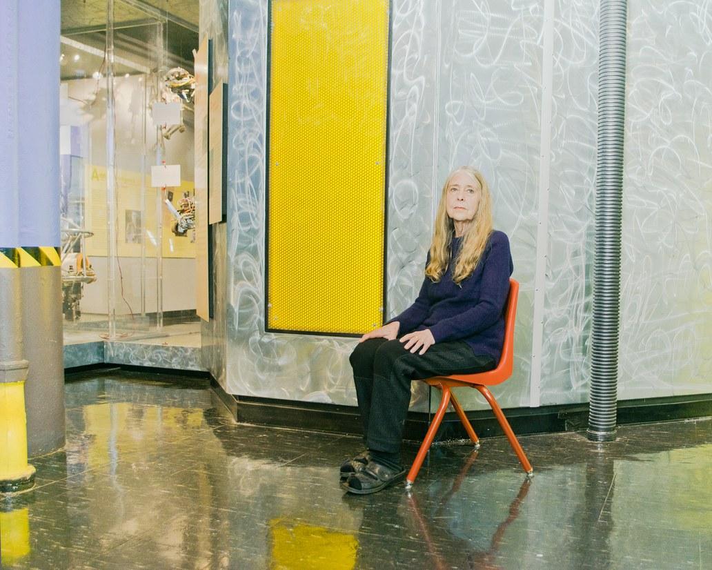 Margaret Hamilton wMuzeum MIT wCambridge.
