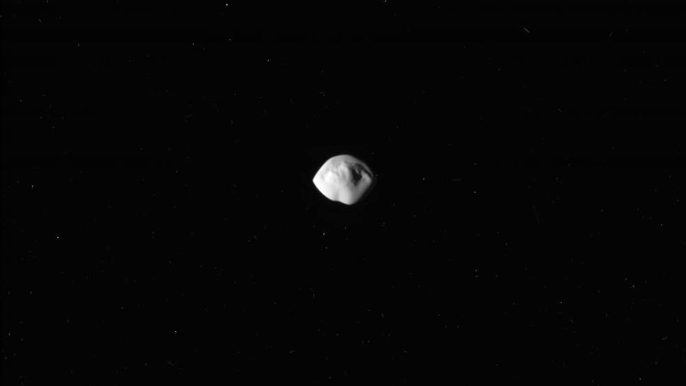 Atlas - księżyc Saturna
