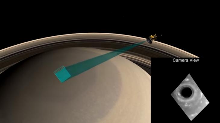 Cassini animacja