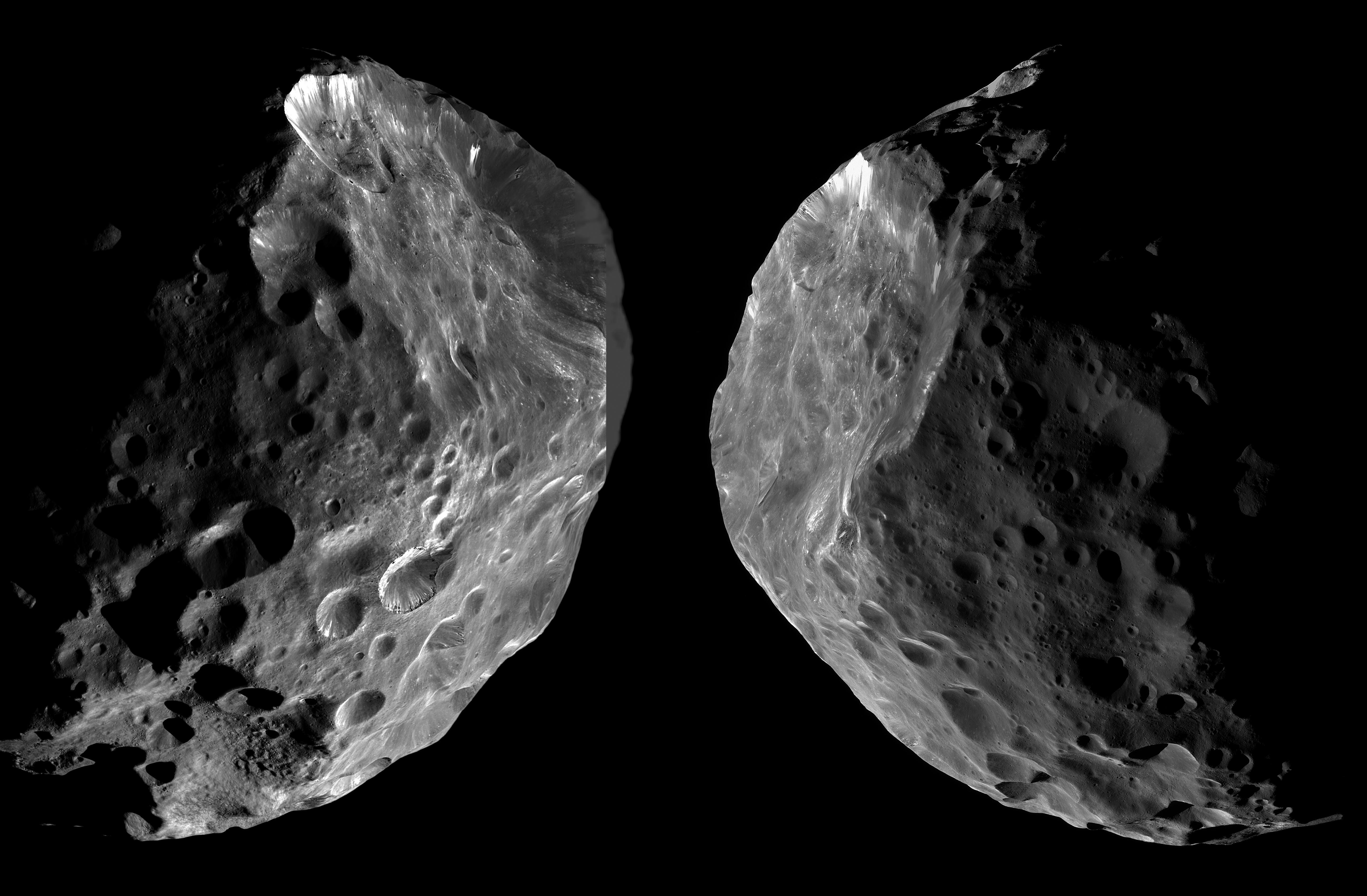 Febe - księżyc Saturna