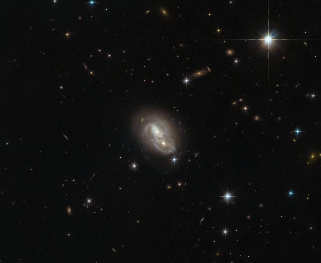 Galaktyczny duet w Zającu