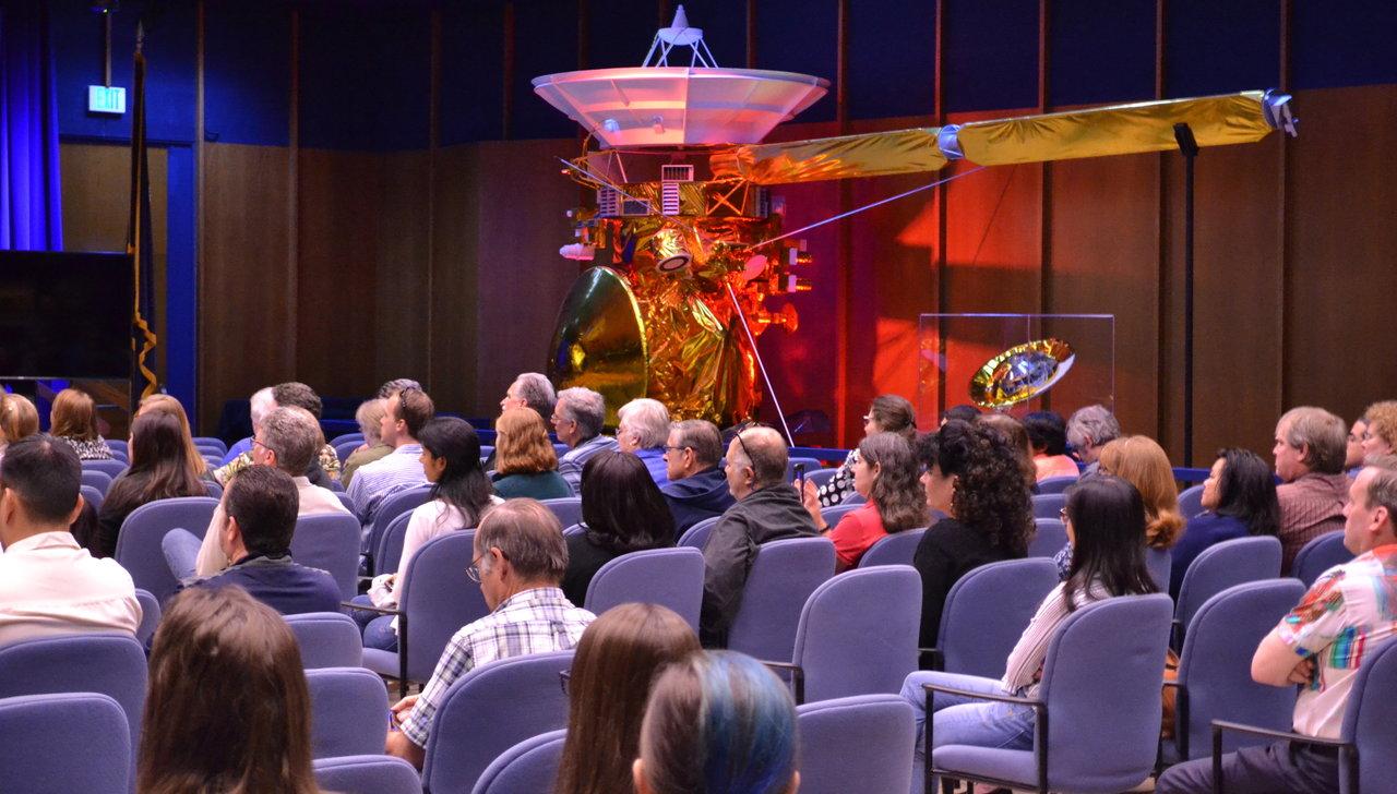 Zespół zajmujący się misją Cassini