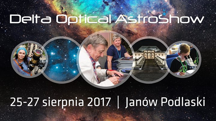 Delta Optical AstroShow 2017