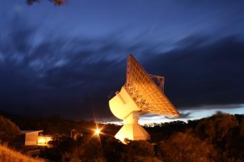 Jedna z anten należących do DSA