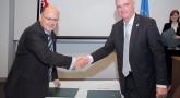 11 lipca podczas uroczystości w Canberze w Australii podpisano porozumienie między ESO a Australią.