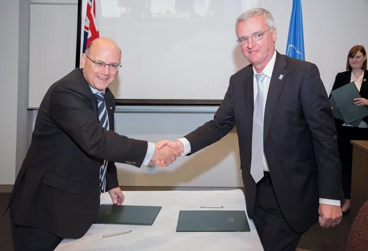 Australia zaczyna strategiczne partnerstwo z ESO