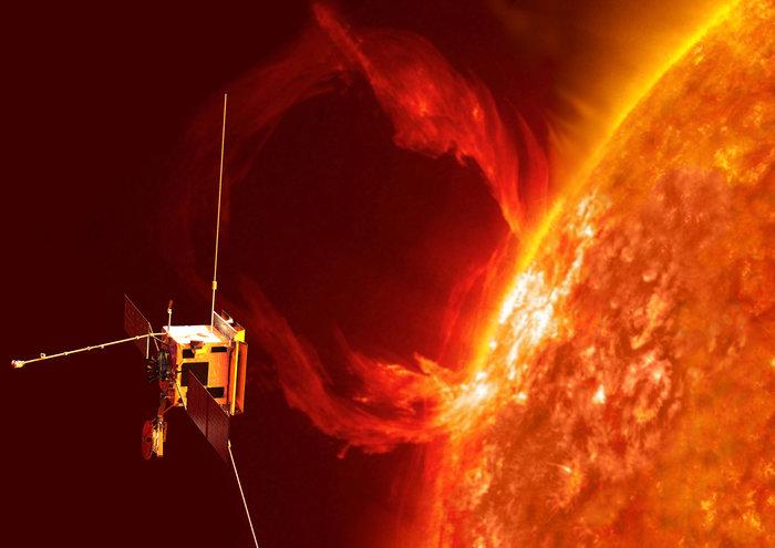 SOLAR ORBITER - 2018
