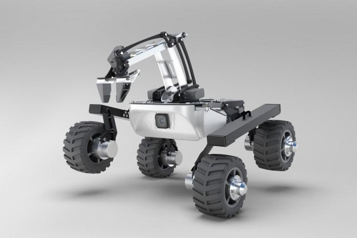 Turtle Rover – najpierw łaziki marsjańskie, a teraz… ziemskie!