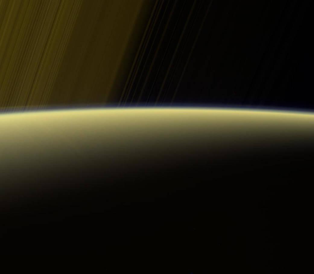 Atmosfera Saturna
