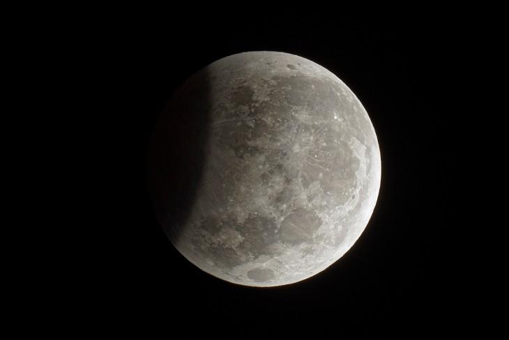 Zaćmienie Księżyca 2017