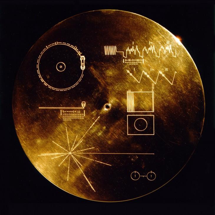 Golden Records – wiadomość dla obcych cywilizacji