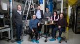 Członkowie zespołu LIGO z Massachusetts Institute of Technology (MIT)
