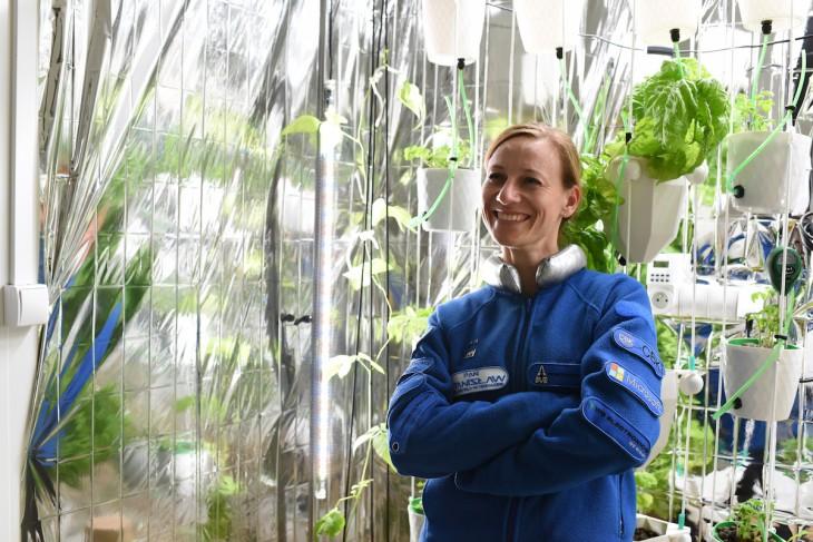 dr Agata Kołodziejczyk – pomysłodawczyni habitatu