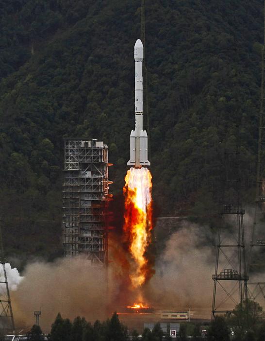 Chang Zheng 3B: Beidou-3 – M7 & M8