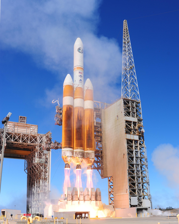 Delta IV Heavy: Parker Solar Probe