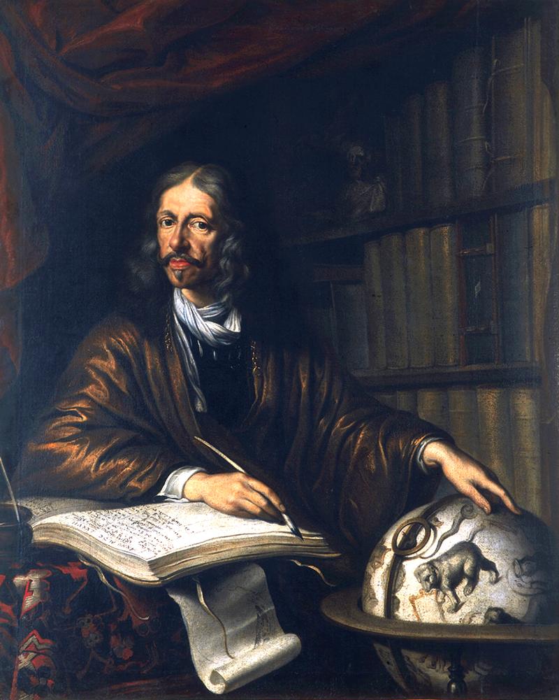 Jan Heweliusz - rocznica urodzin iśmierci