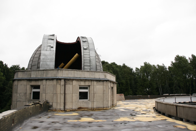 Obserwatorium Astronomiczne w Planetarium Śląskim
