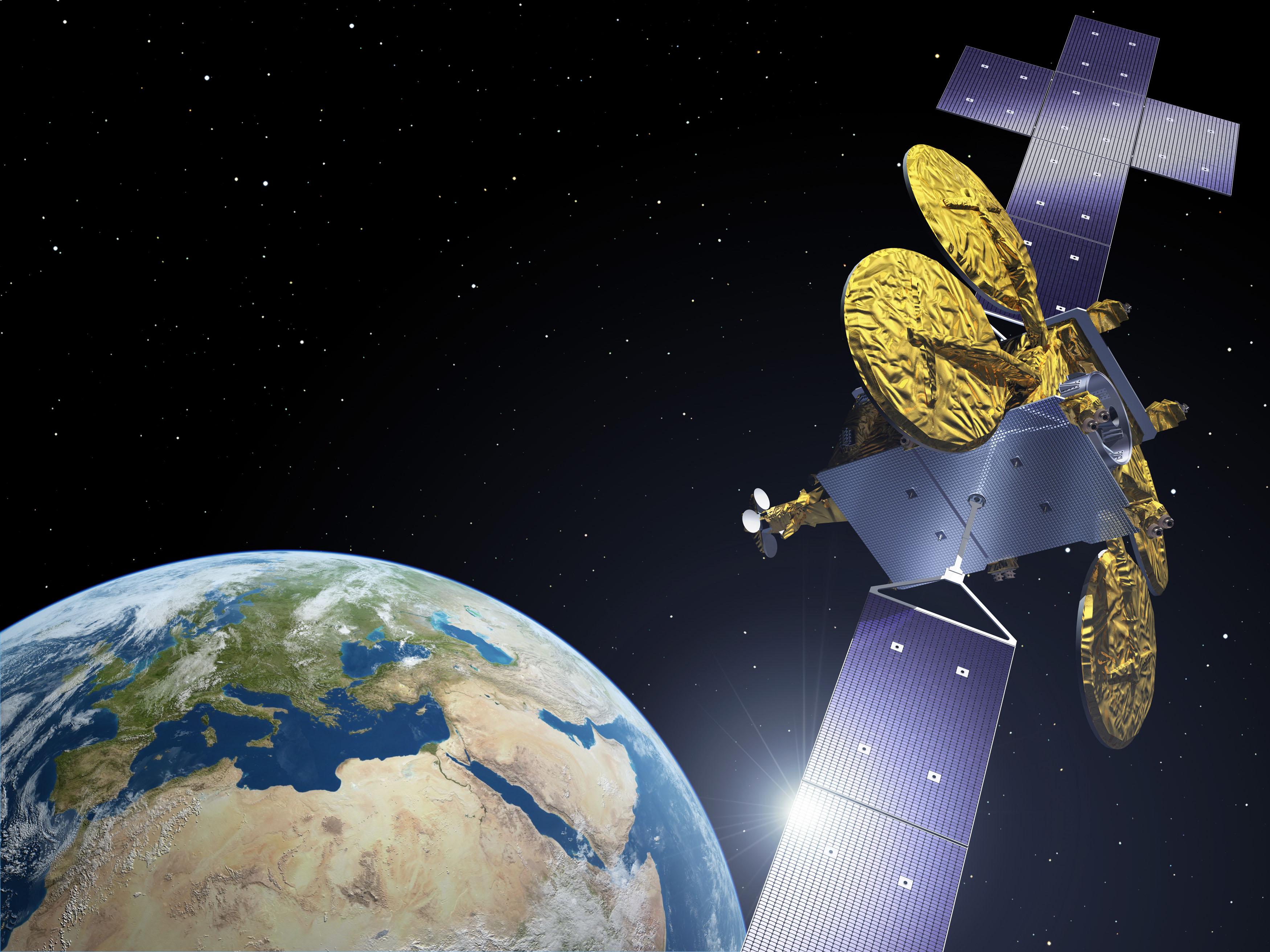 Platforma satelitarna Eurostar Neo otrzymuje polskie wsparcie