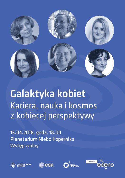 Galaktyka kobiet @ Wybrzeże Kościuszkowskie 20 | mazowieckie | Polska