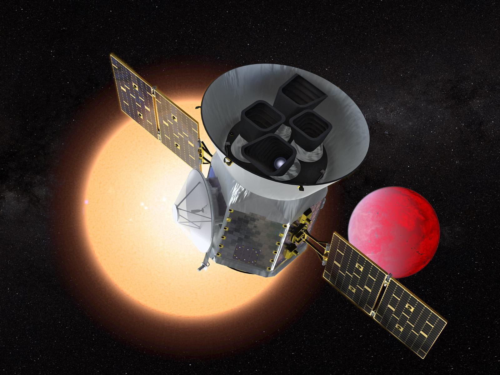 NASA zaprasza do udziału w konferencji na temat TESS – nowego łowcy planet pozasłonecznych