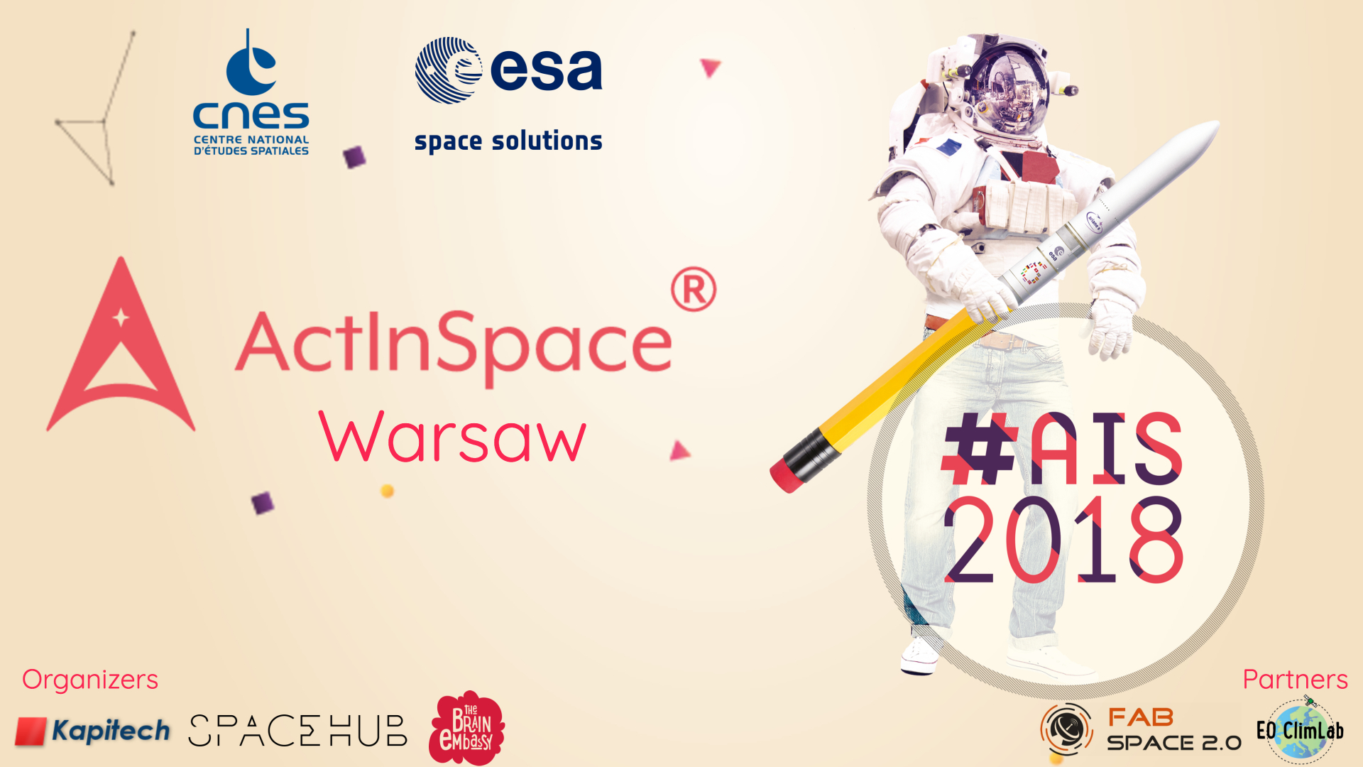 Act In Space: Warszawa @ Aleje Jerozolimskie 181B