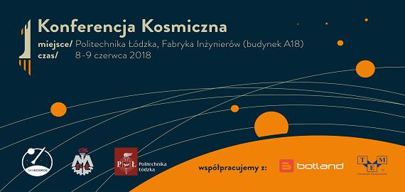 I Konferencja Kosmiczna @ Stefana Żeromskiego 116