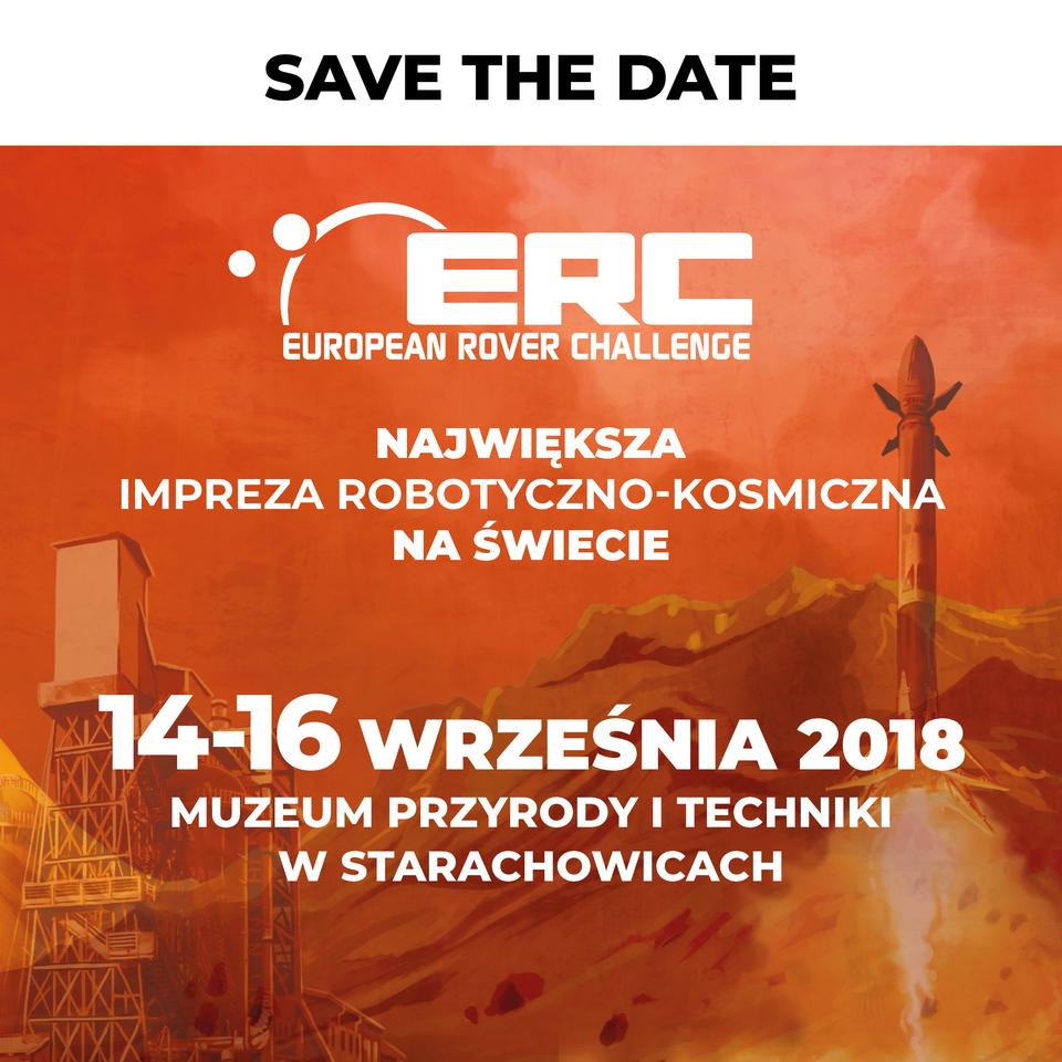 European Rover Challenge @ Wielkopiecowa 1