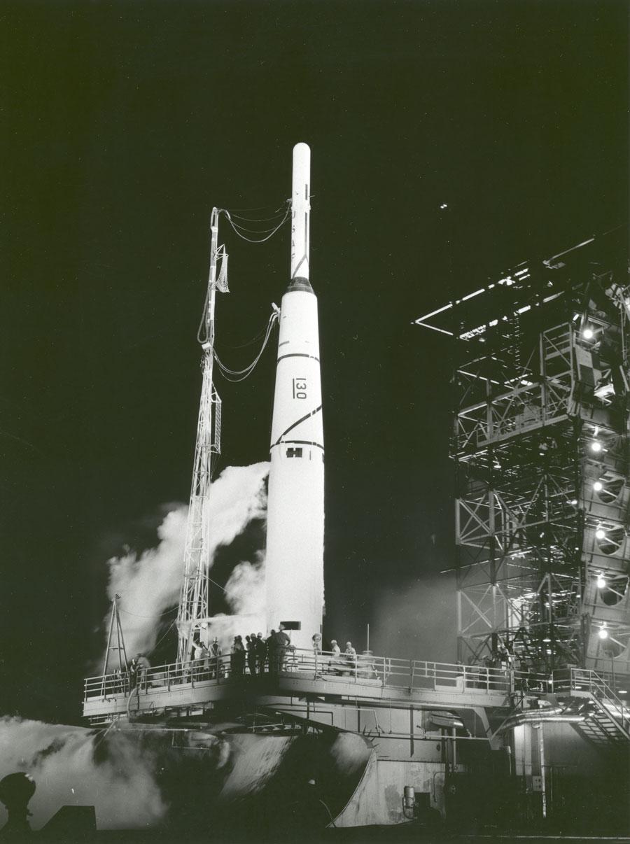 NASA wysyła pierwszego satelitę