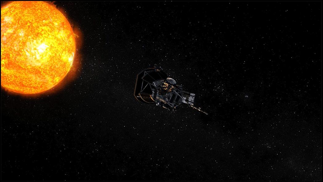Po co nam słoneczna sonda Parkera? @ Kopernika 11