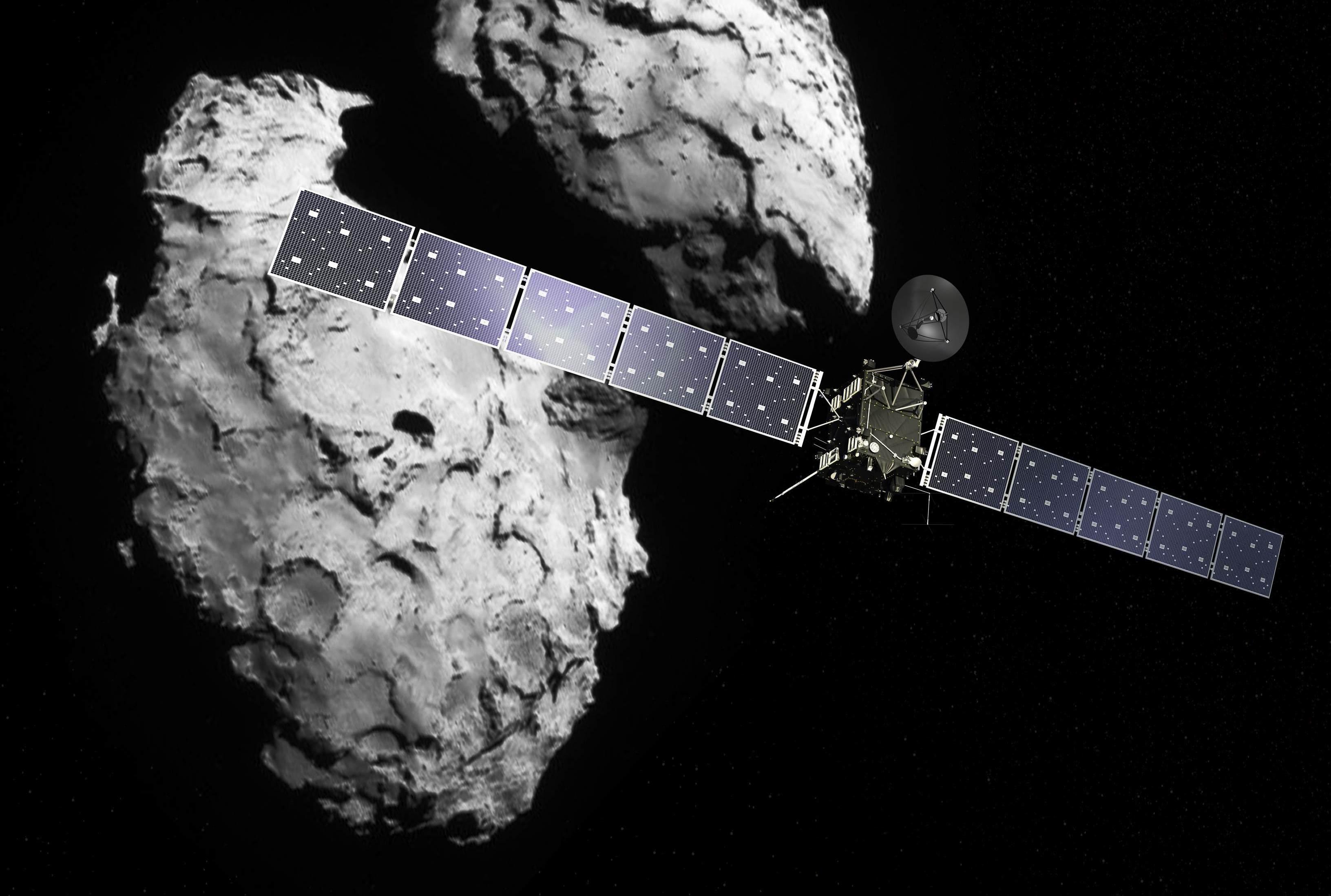 15-ta rocznica startu sondy Rosetta