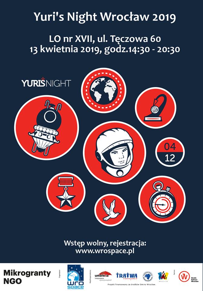Yuri's Night Wrocław