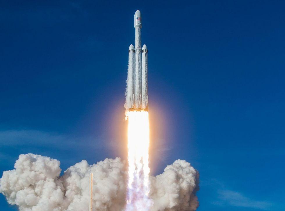 Falcon Heavy: STP-2