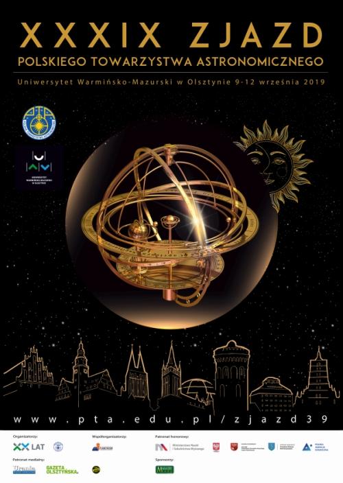39. Zjazd Polskiego Towarzystwa Astronomicznego