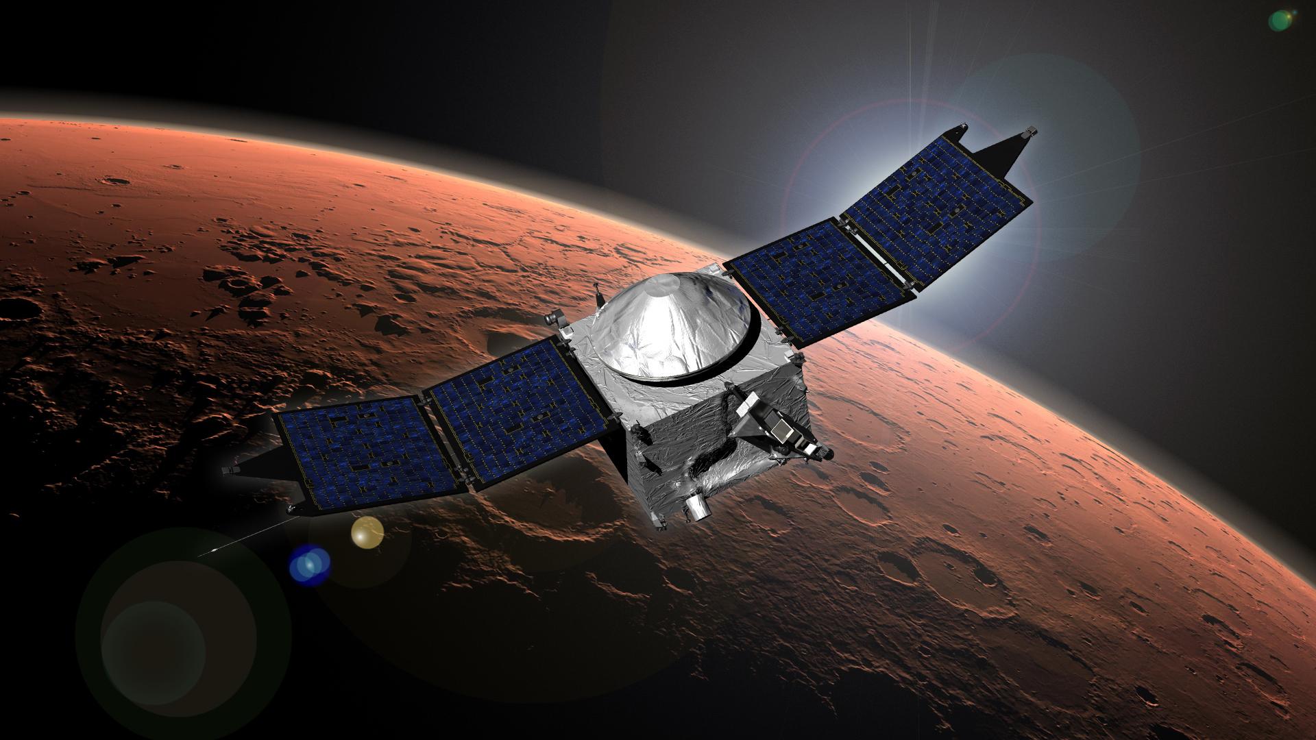 5 rocznica misji MAVEN